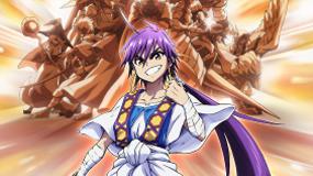 マギ シンドバッドの冒険OVA